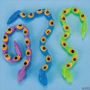 Wiggly Plastic Snake Toy