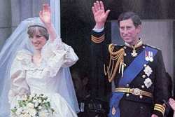 The Royal Wedding - Charles and Diana