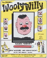 Wooly Willy - Magnetic Face Creator