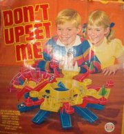 Don't Upset Me