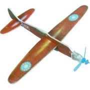 Polystyrene Gliders