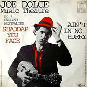Joe Dolce - Shaddup You Face
