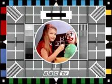 TV Test Cards