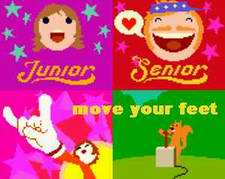 Junior Senior - Move Your Feet