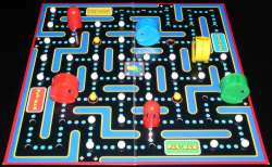 Pacman The Boardgame