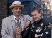 Doctor Who - Sylvester McCoy