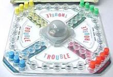 Pop-o-matic Boardgame