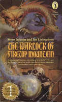 Fighting Fantasy Game Books - The Warlock of Firetop Mountain