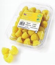 Golden Raspberries