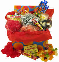 valentine sweet box