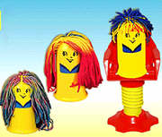 play doh mop top