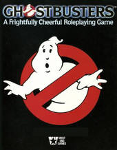 ghostbusters roleplaying game