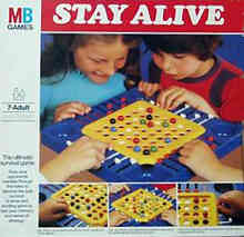 stay alive boardgame