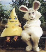 wizbit and wooly the rabbit