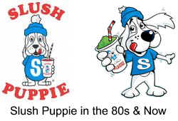 slush puppie 80s and now
