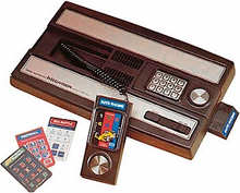 mattel intellivision