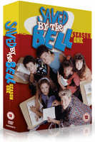 Saved by the Bell dvd