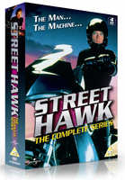 Street Hawk dvd