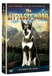 littlest hobo dvd
