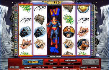 Superman Slot