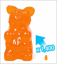 Giant Gummi Bear