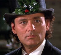 Scrooged - Bill Murray