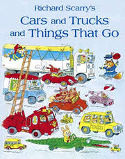 Richard Scarry Cars and Trucks