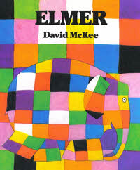 Elmer the Elephant by David McKee