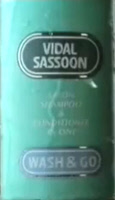 Vidal Sassoon Wash & Go