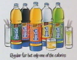One Cal Soft Drinks