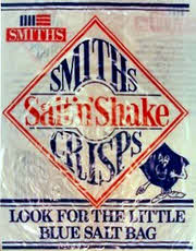 Smiths Salt &#039;n&#039; Shake Crisps